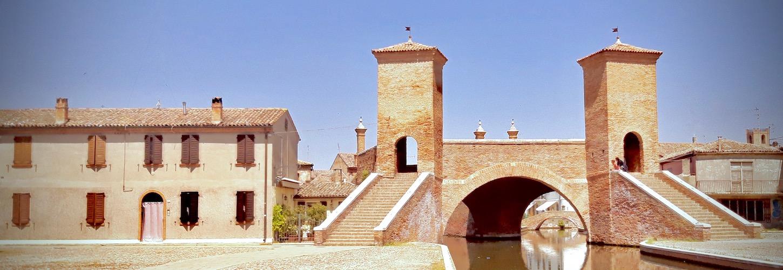 Trepponti Di Comacchio