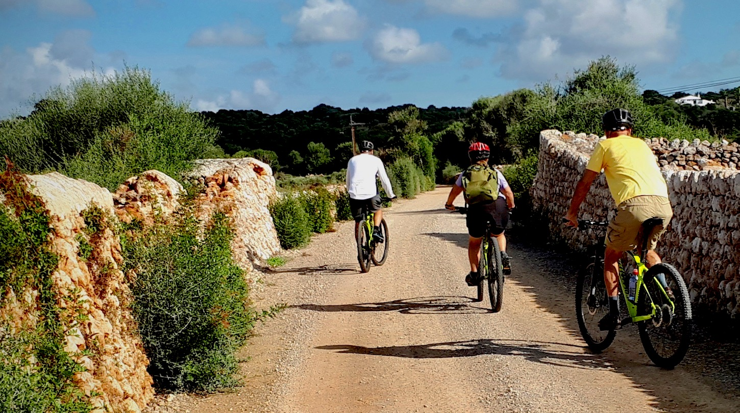 Cycling Menorca's Backroads