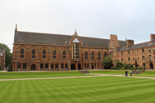 Liddon Quad, Kebel College