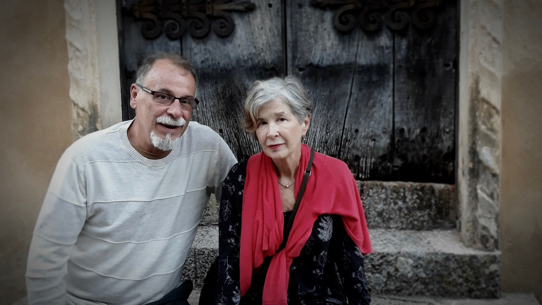 Susan Carey and Jamie Wyant