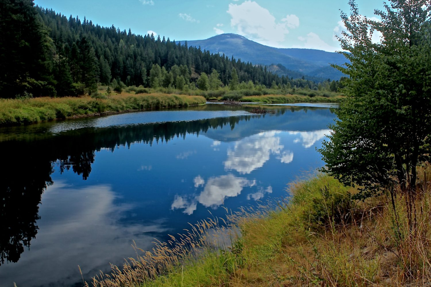 """Featured image for """"Cycling Idaho's Trail of the Coeur d'Alenes"""""""
