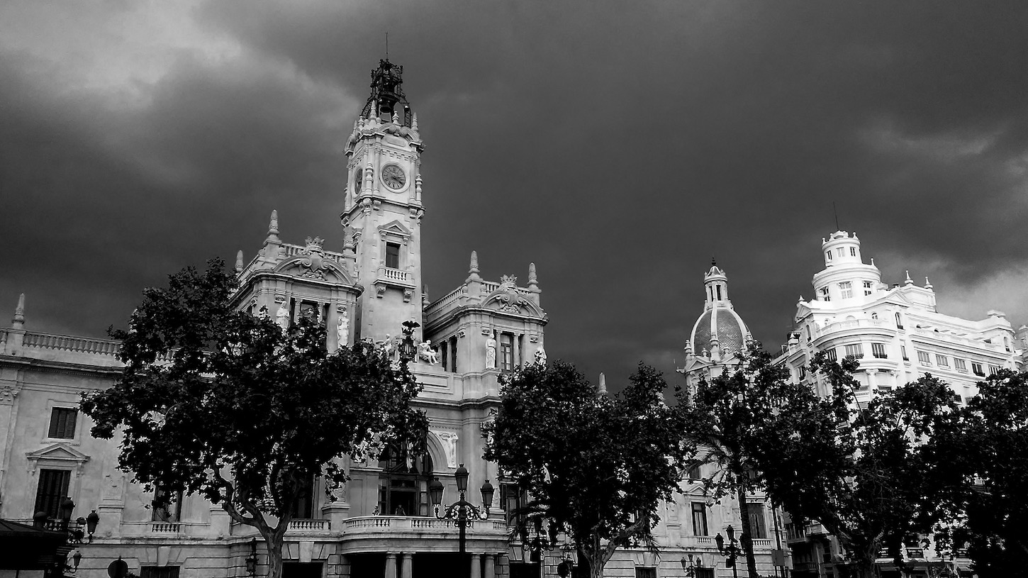 Valencia, Spain  City Hall
