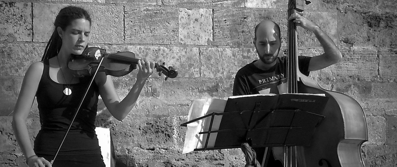 Street Musicians in Valencia