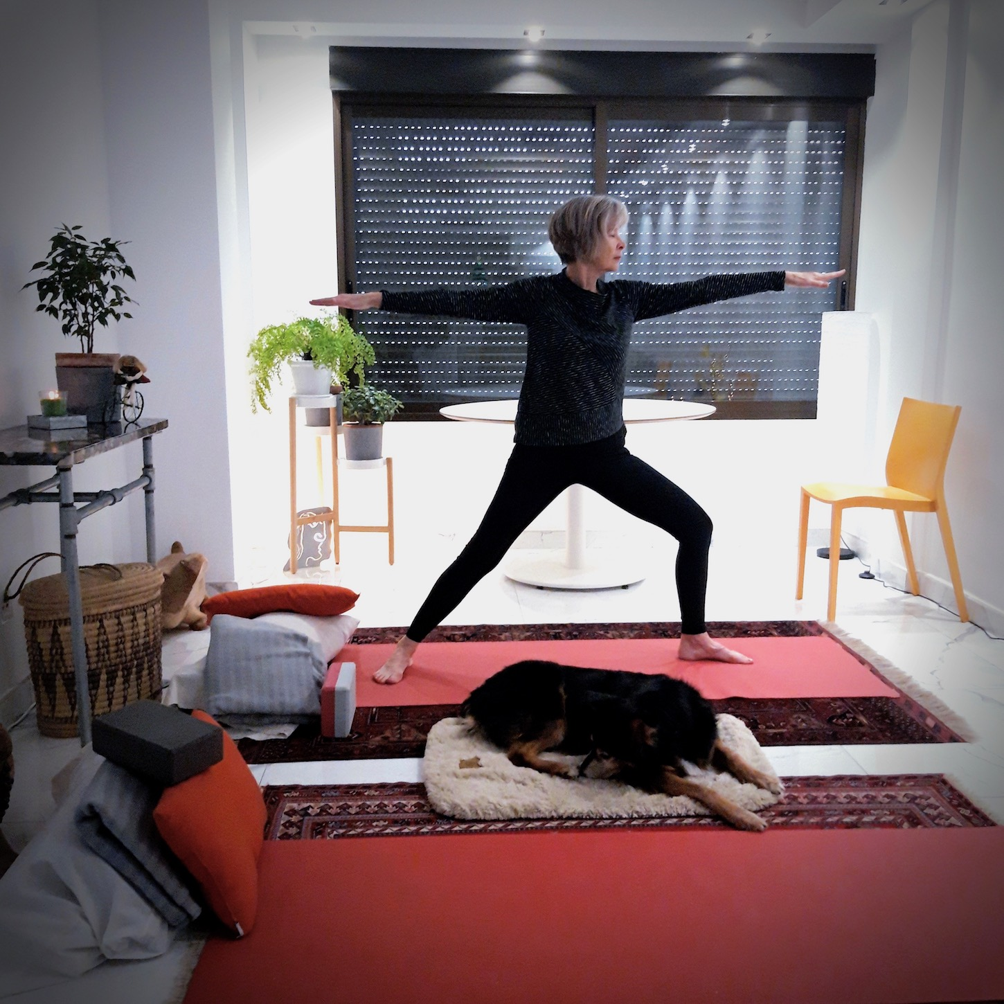 """Featured image for """"Why Not a Self-Organized Family Yoga Retreat?"""""""